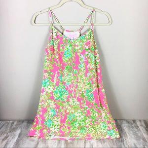Lilly Pulitzer Lela Silk Floral Dress